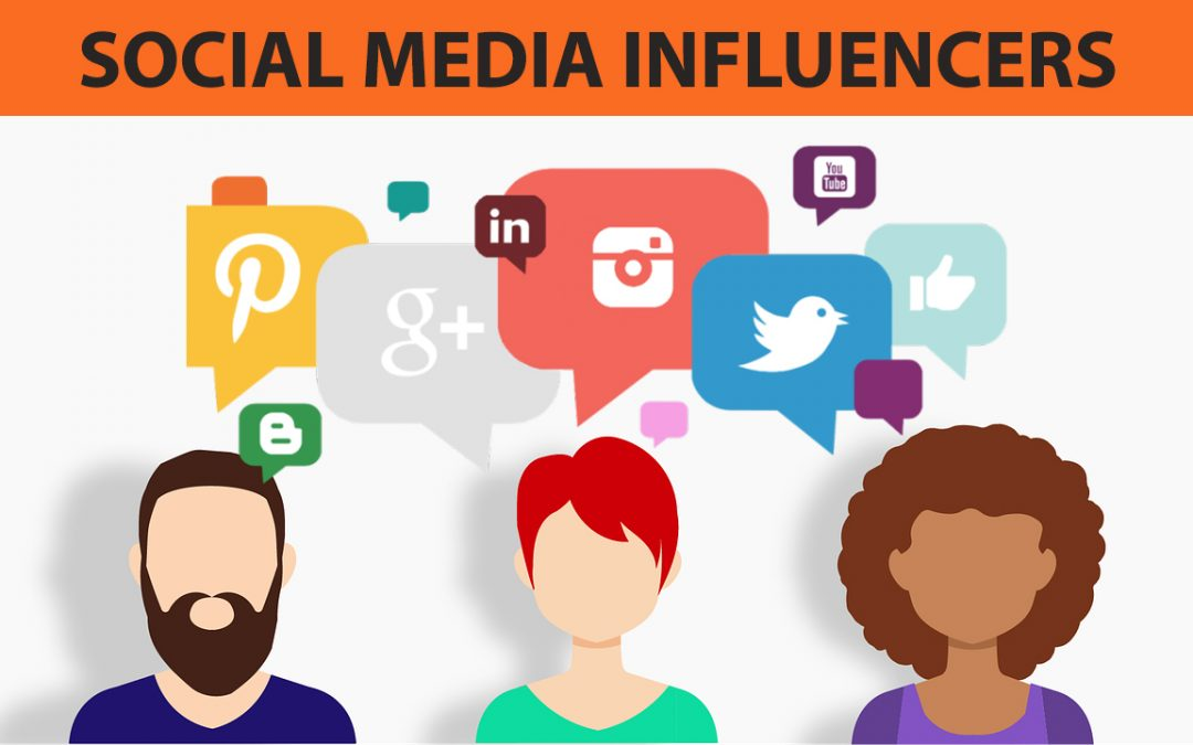 Everything About Social Media Influencers